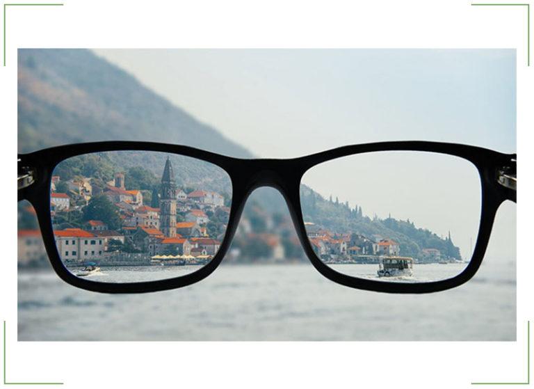Как сделать зрение минус