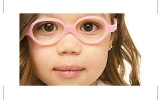 Как подобрать линзы для очков ребёнку?