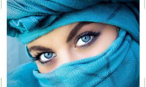 Форма глаз человека
