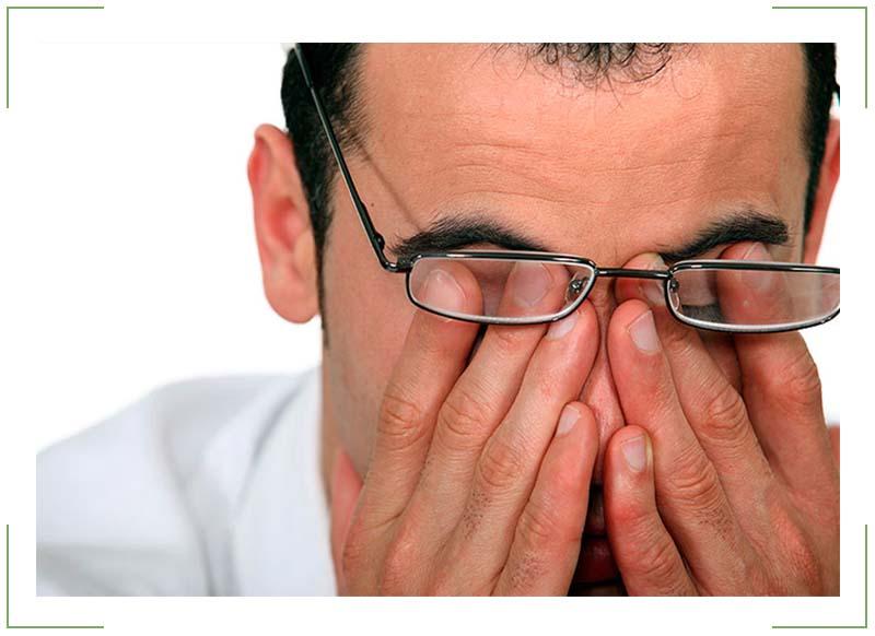 Астенопия глаз: симптомы и лечение
