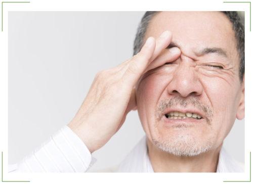 Лечение народными средствами простуды глаз