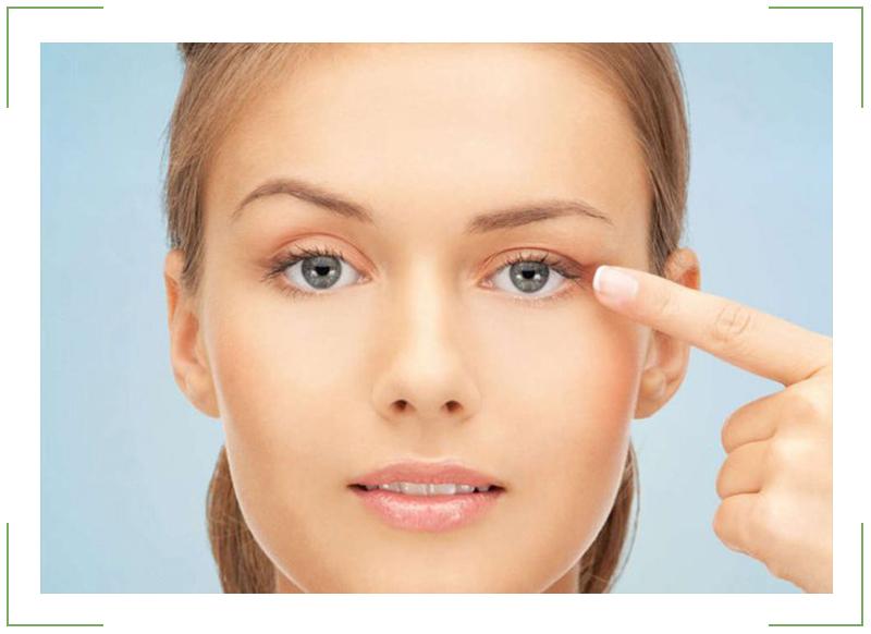 Соринка в глазу как лечить