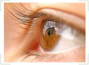 Воспаление роговицы глаз симптомы