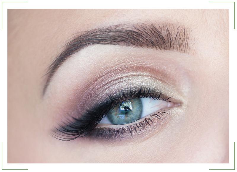 голубые глаза 4