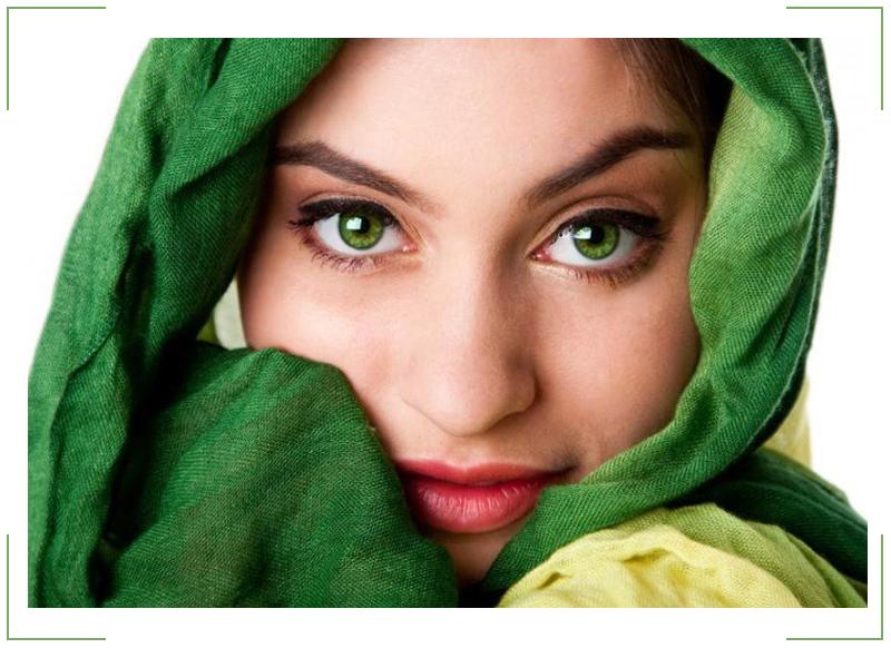 зеленые глаза 2